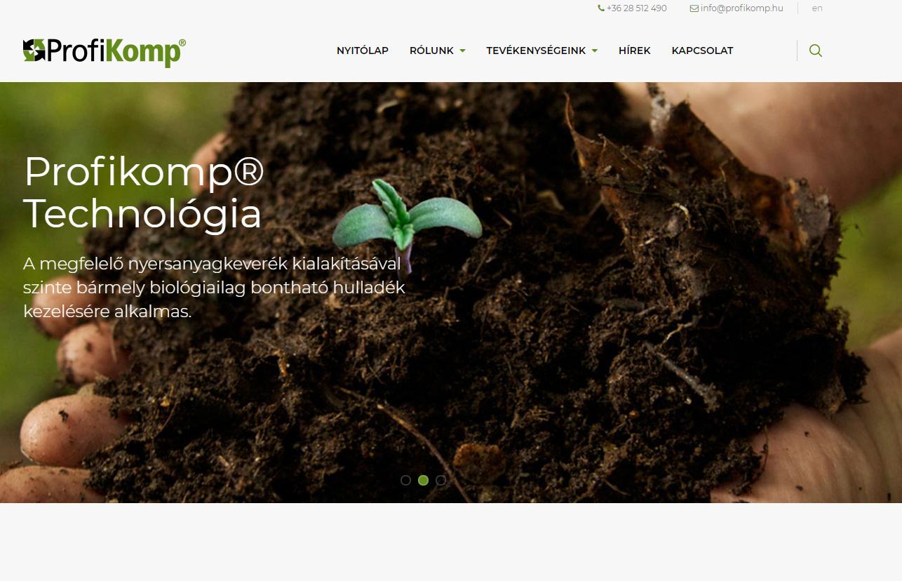 Our website has been renewed